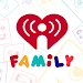 iHeartRadio Family for Android TV icon