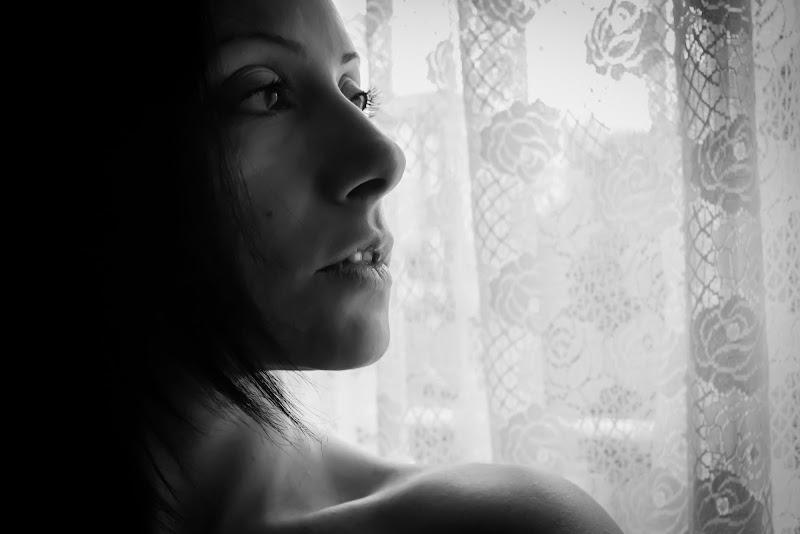 Auto - Ritratto B&N di Didi - Diana Gabrielli