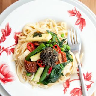 Linguine Con Verdure (recipe)