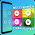 Multi Screen Video Player