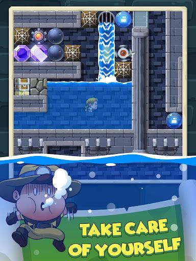 Diamond Quest: Don't Rush! screenshots 18
