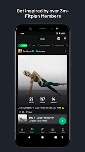Fitplan: Home Workouts and Gym Training (MOD,Subscribed) v3.3.0 3