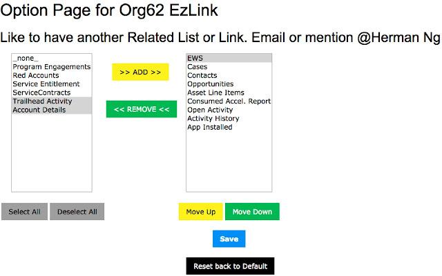 Org62 EzLink