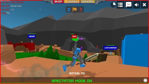 Armored Squad: Mechs vs Robots screenshots 23