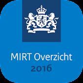 MIRT Overzicht 2016