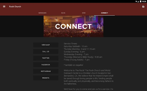 Rock Church Official App- screenshot thumbnail