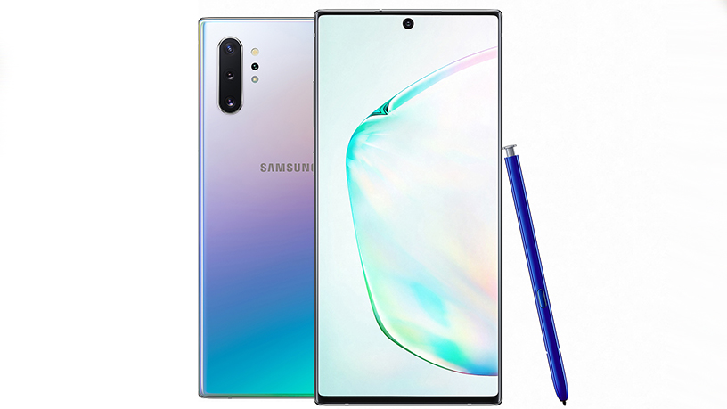 Samsung says its Galaxy Note10 is designed to bring passions to life with next-level power.