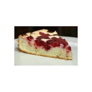 Red Raspberry Cake