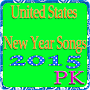 United States New Year Songs APK icon
