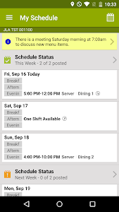 HotSchedules v4.49.1-1060