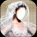 Wedding Dress Photo Editor App icon