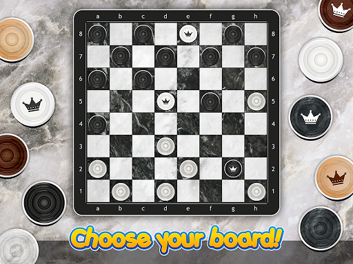 Checkers Plus - Board Social Games screenshots 13