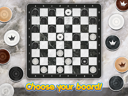 Checkers Plus - Social Games- screenshot thumbnail