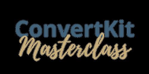 ConvertKit Masterclass Logo