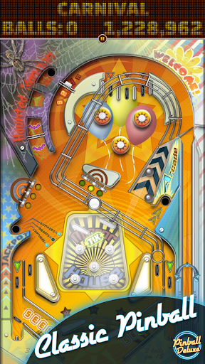 Pinball Deluxe: Reloaded 1.8.2 screenshots 1