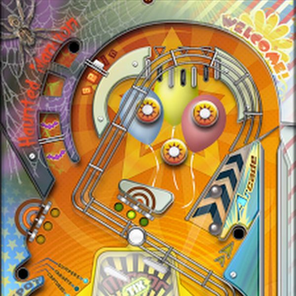 Pinball Deluxe: Reloaded v1.5.2 (Mod Tickets/Balls/Unlocked)