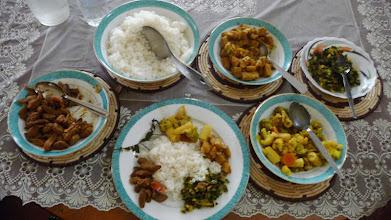 Photo: Sri Lankan Meal  Wattala Sri Lanka