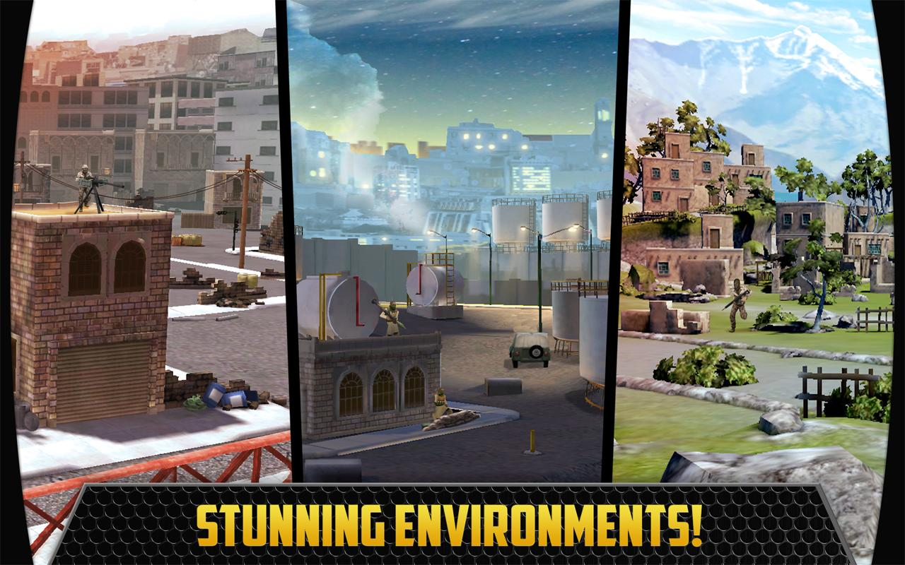 Screenshots of Kill Shot for iPhone