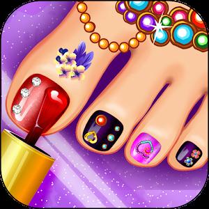 Princess Pedicure Nail Salon for PC and MAC