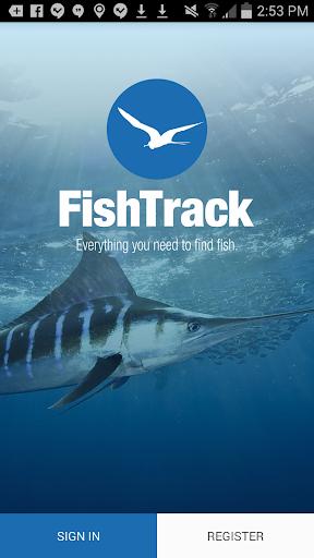玩免費天氣APP|下載FishTrack - Fishing Charts app不用錢|硬是要APP