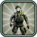 SWAT Man Photo Suit icon