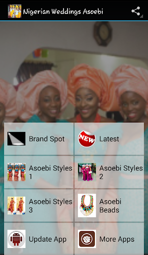 Nigerian Weddings Asoebi
