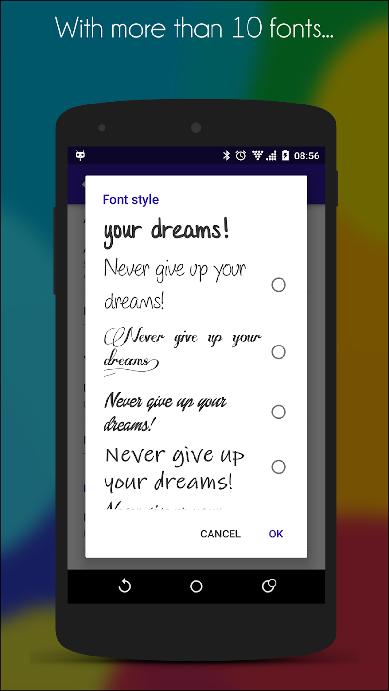 Hi Locker - Your Lock Screen Screenshot 7
