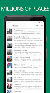 Sygic Travel Maps Offline & Trip Planner Screenshot