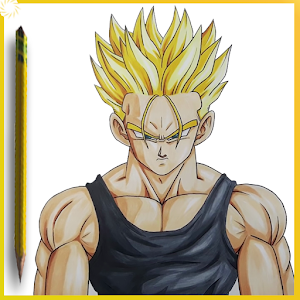 How to Draw DBZ Characters  Android Apps on Google Play