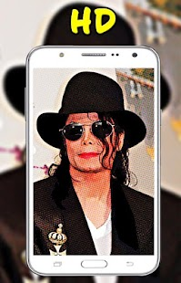 Download HD Michael Jackson Wallpaper For PC Windows and Mac apk screenshot 3
