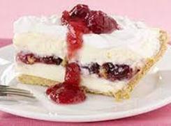Cranberry Walnut Cheesecake Pie Recipe