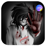 Jeff The Killer Wallpapers HD 4K Icon
