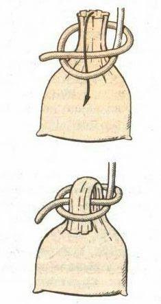 Sack Lift Knot
