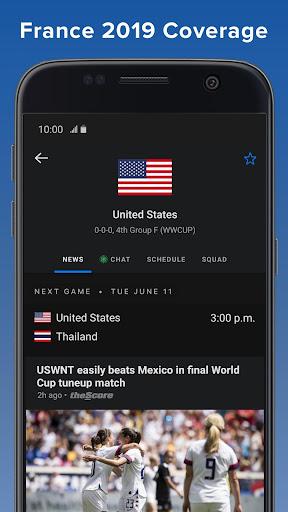 theScore: Live Sports Scores, News, Stats & Videos 19.8.1 screenshots 2
