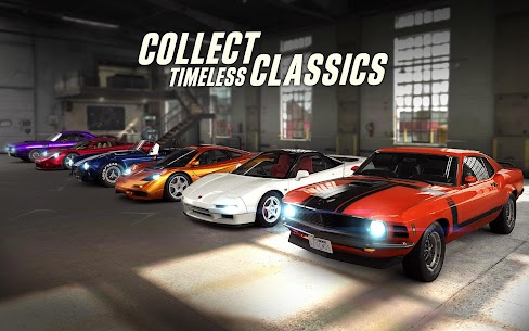 CSR Racing 2 Mod 2.3.0 Apk [Unlimited Gold/Coins] 2
