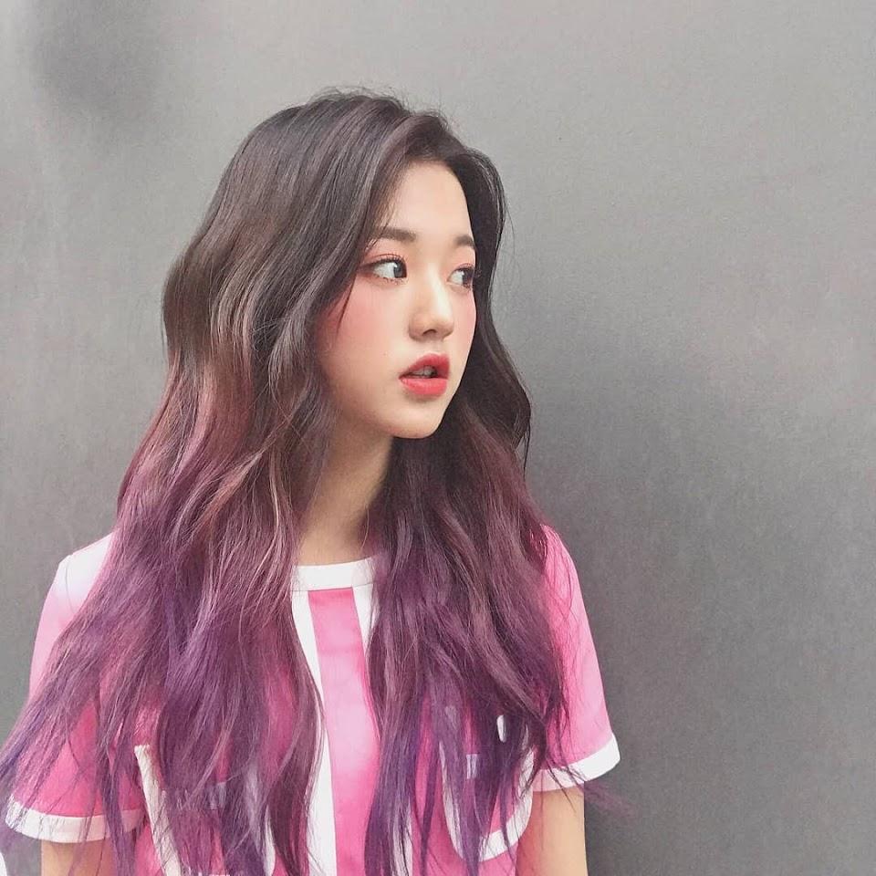 wonyoung hair 16