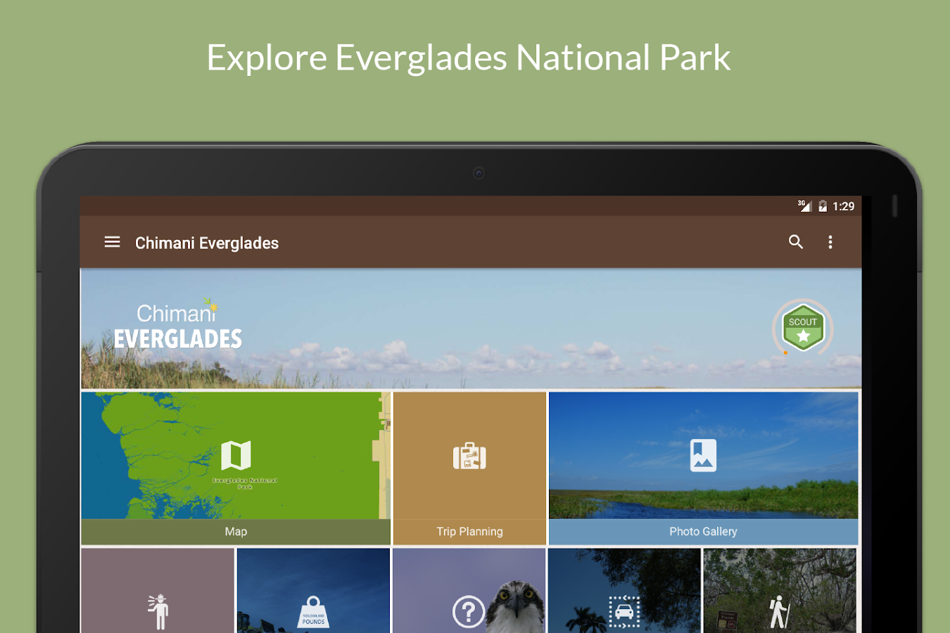 Everglades Ntl Park by Chimani- screenshot