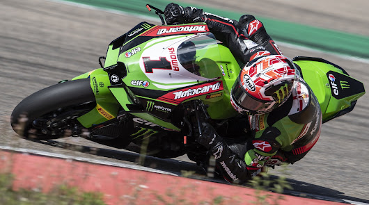 El WorldSBK retoma su andadura en el circuito Motorland de Aragón