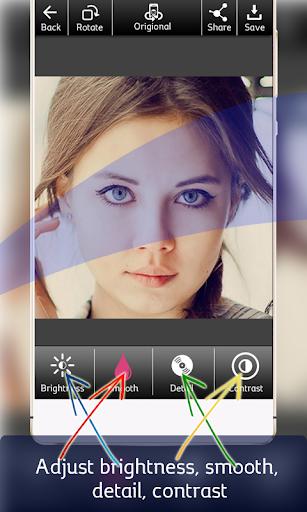 Beauty Plus Smooth camera - Selfie & Photo Collage 1.2.8 screenshots 2