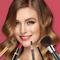 Makeup Photo Editor With Auto Makeup Camera Selfie icon