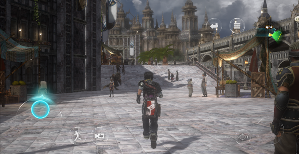 THE LAST REMNANT Remastered APK Android Download 4