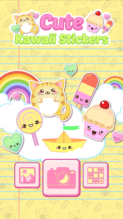 Favoloso Cute Kawaii Stickers - Android Apps on Google Play CF33