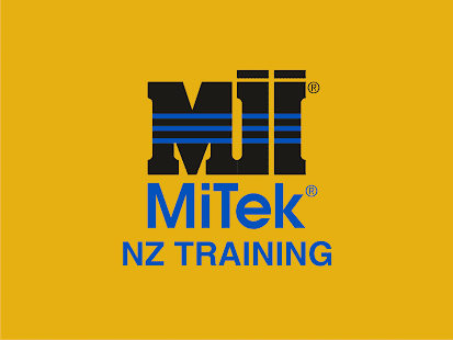 MiTek NZ Training- screenshot thumbnail