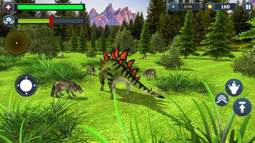 Dinosaur Simulator Free apkpoly screenshots 2