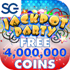 Jackpot Party Slot Machine icon
