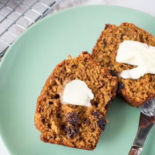 Jumbo Bran Raisin Muffins.