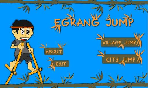 Egrang Jump