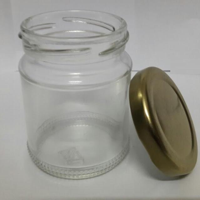 Bộ 12 cốc thủy tinh làm sữa chua, dầu dừa loại to 150ml