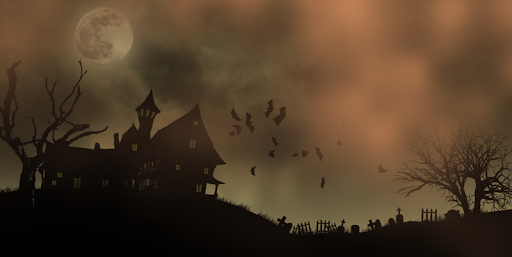 Scary Halloween Live Wallpaper  screenshots 7
