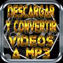 Descargar y Convertir Videos a Mp3 Gratis Manual icon